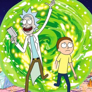 Image for 'Rick and Morty'