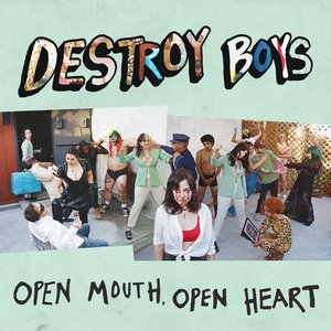 Image for 'Open Mouth, Open Heart'