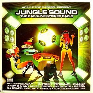 Image for 'Junglesound - The Bassline Strikes Back LP'