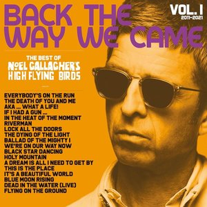 Image for 'Back The Way We Came: Vol. 1 (2011 - 2021)'