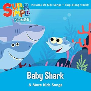 Bild für 'Baby Shark & More Kids Songs'