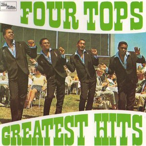 Image for 'Four Tops Greatest Hits'
