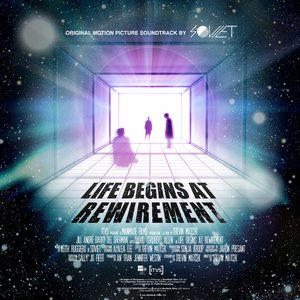 Image for 'Life Begins At Rewirement'