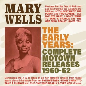 Bild für 'The Early Years: Complete Motown Releases 1960-62'