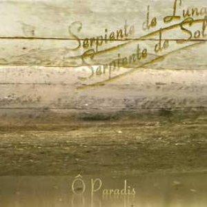 Image for 'serpiente de luna, serpiente de sol'