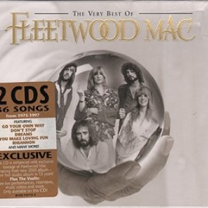 Изображение для 'The Very Best Of Fleetwood Mac CD1 [2002 Warner Bros. 8122-73775-2] Germany'