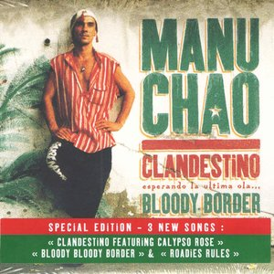 Image for 'Clandestino / Bloody Border'