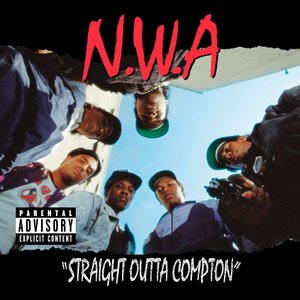 Image for 'Straight Outta Compton'