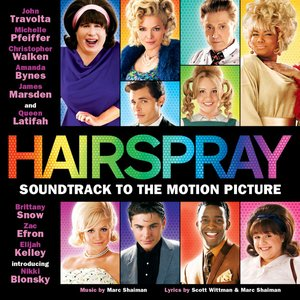 Image for 'Hairspray (Soundtrack to the Motion Picture)'