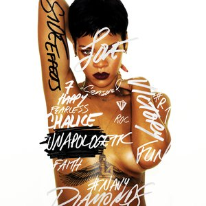 Image for 'Unapologetic (Deluxe)'