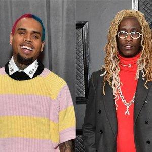 Image for 'Chris Brown & Young Thug'