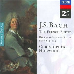 Image for 'Bach, J.S.: The French Suites'