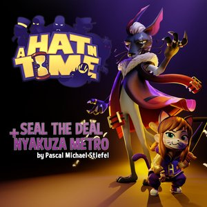 Image for 'A Hat in Time (Seal the Deal + Nyakuza Metro)'