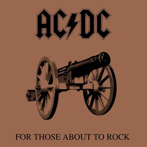 Image for 'For Those About to Rock (We Salute You)'