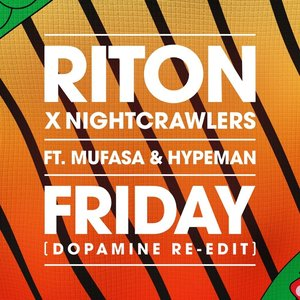 Image for 'Friday (feat. Mufasa & Hypeman) [Dopamine Re-Edit]'