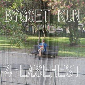 Image for 'Bygget kun 4 læsehest'