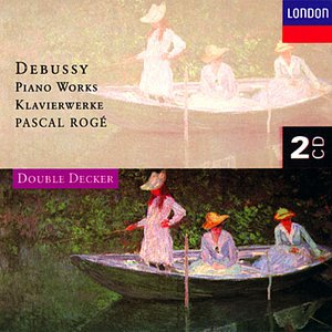 Image for 'Debussy: Piano Works'