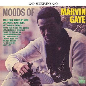 Image for 'Moods of Marvin Gaye'