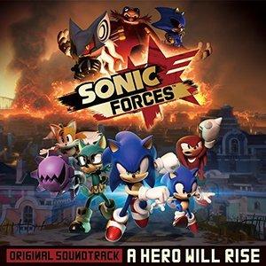 Immagine per 'Sonic Forces Original Soundtrack A Hero Will Rise'