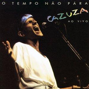 Image for 'O Tempo Não Pára - Ao Vivo'