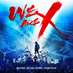 Image for 'We Are X Soundtrack'