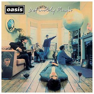 Image for 'Definitely Maybe (Deluxe Edition Remastered)'