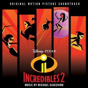 Imagem de 'Incredibles 2 (Original Motion Picture Soundtrack)'