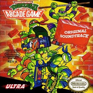 Изображение для 'Teenage Mutant Ninja Turtles II: The Arcade Game'