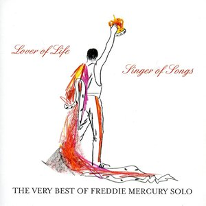 Immagine per 'The Very Best Of Freddie Mercury Solo'