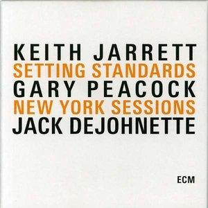Image for 'Setting Standards - The New York Sessions'