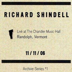 Image for 'Live at the Chandler Music Hall Randoph Vermont 11/11/06'