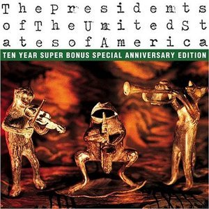 Image for 'The Presidents of the United States of America (10th Aniversary Edition)'