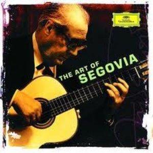 Image for 'Andrés Segovia - the Art of Segovia'