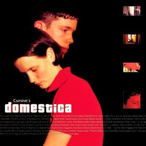 Image for 'Cursive's Domestica'