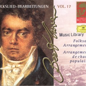 'Complete Beethoven Edition Vol. 17 - Folksong Arrangements'の画像