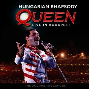 Image for 'Hungarian Rhapsody (Live In Budapest / 1986)'