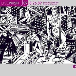 Image for 'LivePhish, Vol. 9 8/26/89 (Townshend Famlly Park, Townshend, VT)'