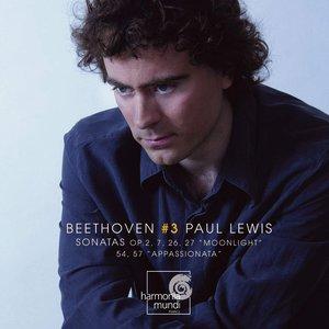 Image for 'Beethoven: Piano Sonatas, vol.3'