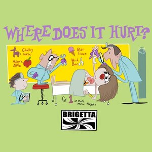 Image for 'Where Does It Hurt?'