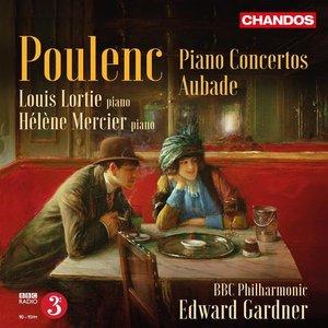 Image for 'Poulenc: Piano Concertos & Aubade, FP 51'