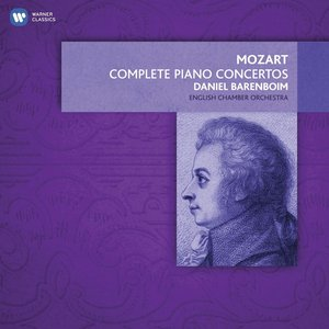 Image for 'Mozart: The Complete Piano Concertos'
