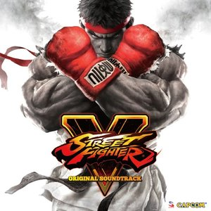 Imagem de 'Street Fighter V Original Soundtrack'