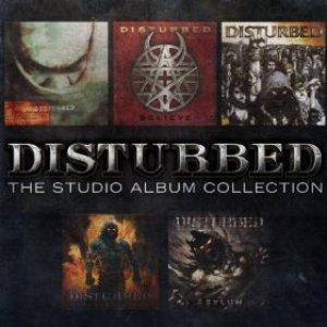 Image for 'The Studio Album Collection'