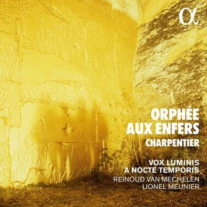 Bild för 'Charpentier: Orphée aux enfers'