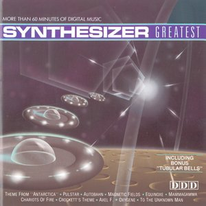Image for 'Synthesizer Greatest 1'