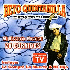 Image for 'Mi Historia Musial 20 Corridos'