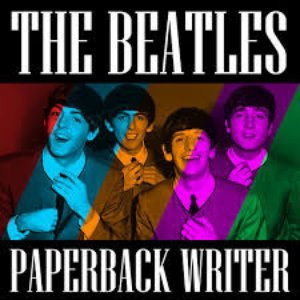 Image for 'The Beatles - Paperback Writer'