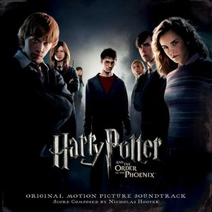 Image pour 'Harry Potter and the Order of the Phoenix (Original Motion Picture Soundtrack)'