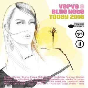 Image for 'Verve And Blue Note Today 2016'