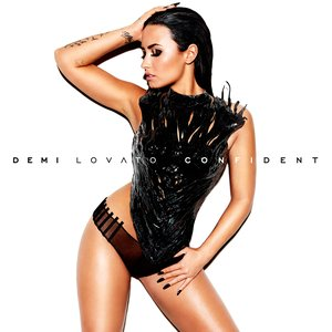 Image for 'Confident (Deluxe Edition)'